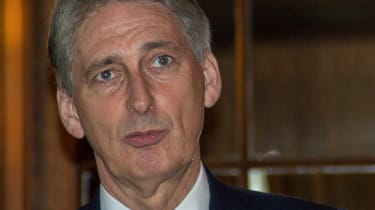 Chancellor Philip Hammond promises £220 million investment in UK tech sector