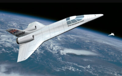 Space-plane developer expresses frustration at lack of UK investment