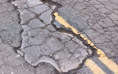 UK roads left resembling 'Swiss cheese' after years of neglect