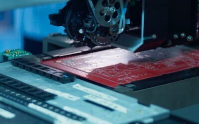 The Curiously Low-tech Side of High-tech Manufacturing