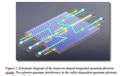 The realization of topologically protected valley-dependent quantum photonic chips