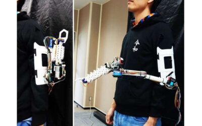 AugLimb: A compact robotic limb to support humans during everyday activities
